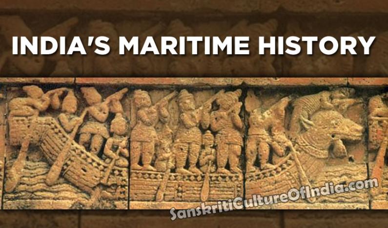 Ancient India's Maritime History