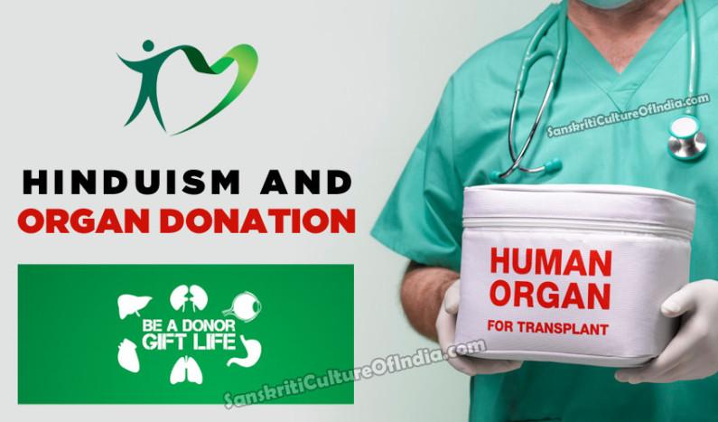 Hinduism and Organ Donation