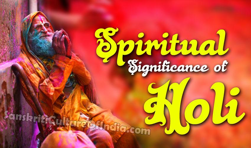 spiritual holi