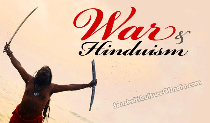 War and Hinduism