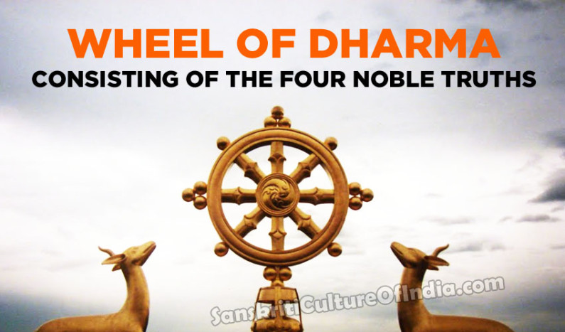 Wheels of Dharma:  The Four Noble Truths