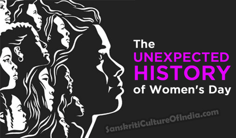 Unexpected History of Women's Day