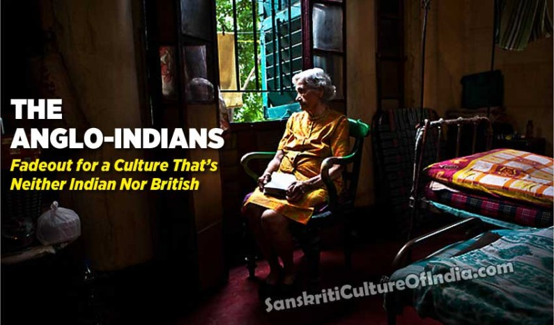 The Anglo Indians:  Fadeout for a Culture That's Neither Indian Nor British