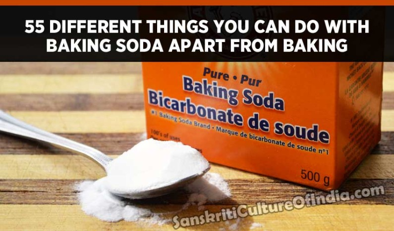 Things You Can Do With Baking Soda Apart From Baking
