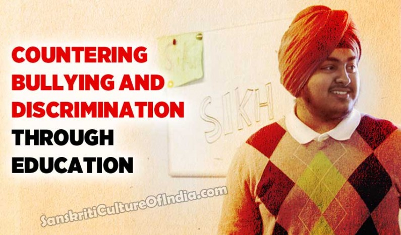 Countering bullying and discrimination through education