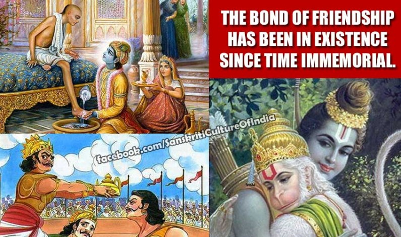 Divinity personified friendship: Gayatri Sankar