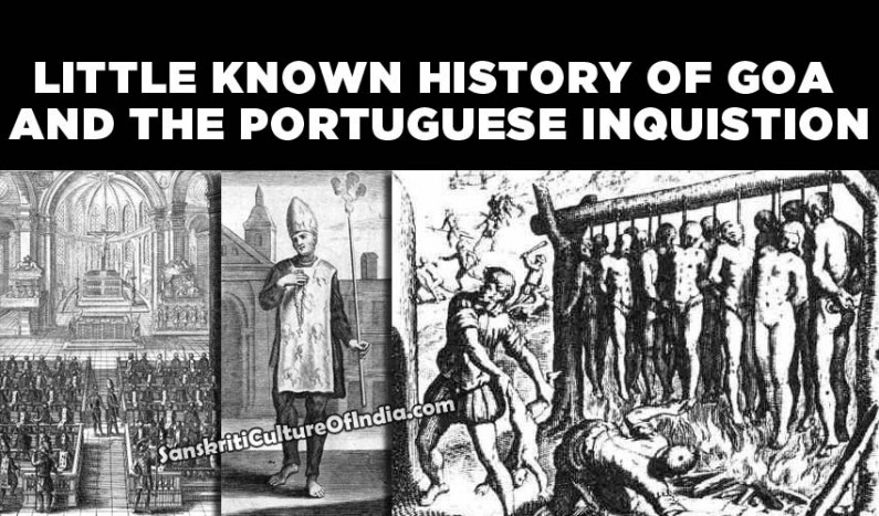 Little known history of Goa and the Portuguese Inquisition