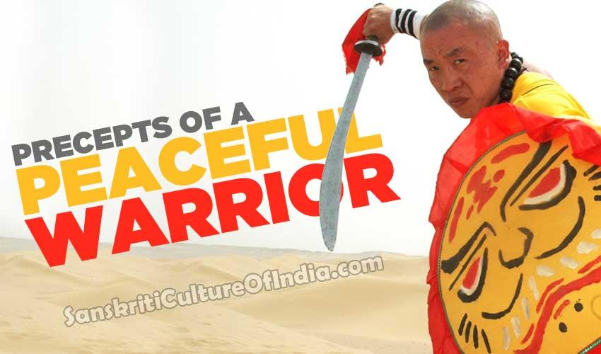 precept-of-a-peaceful-warrior