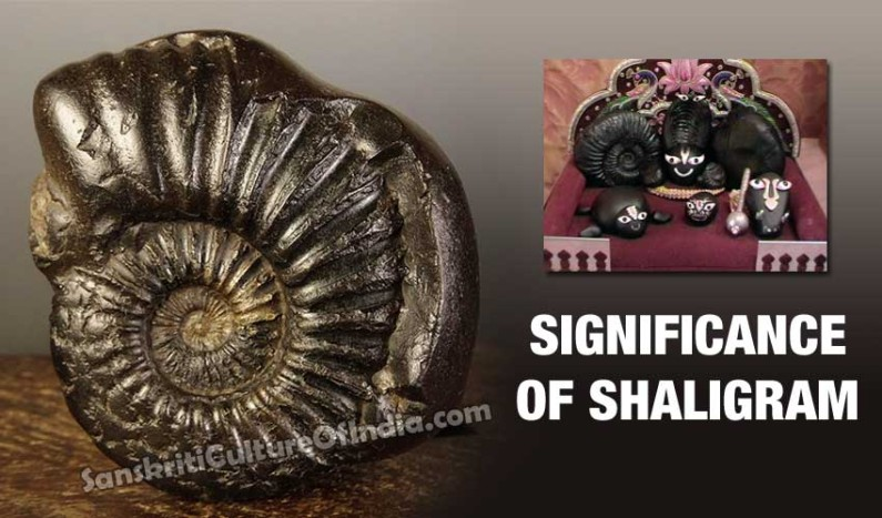 Significance of Shaligram