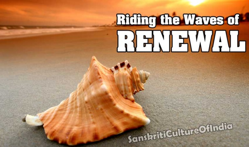 Riding the Waves of Renewal