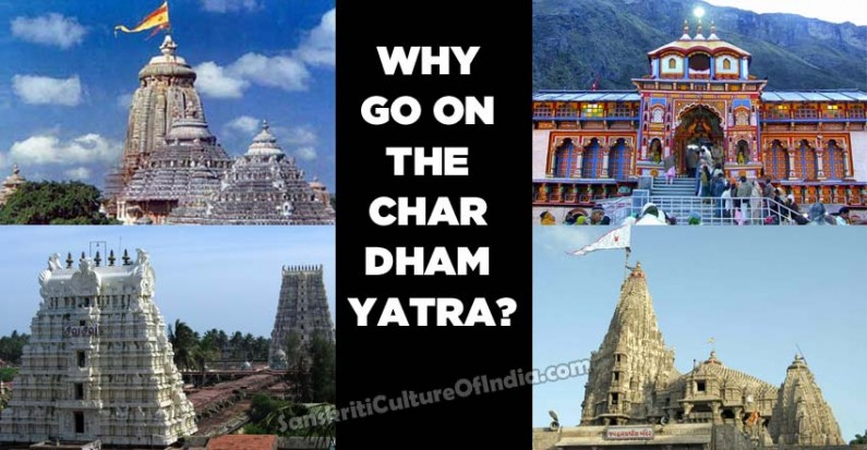 Significance of Char Dham Yatras
