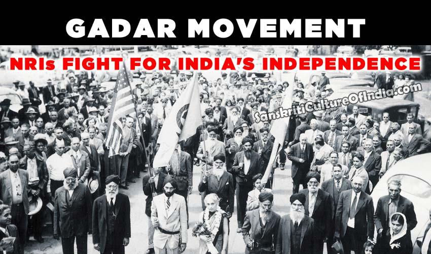 gadar-movement