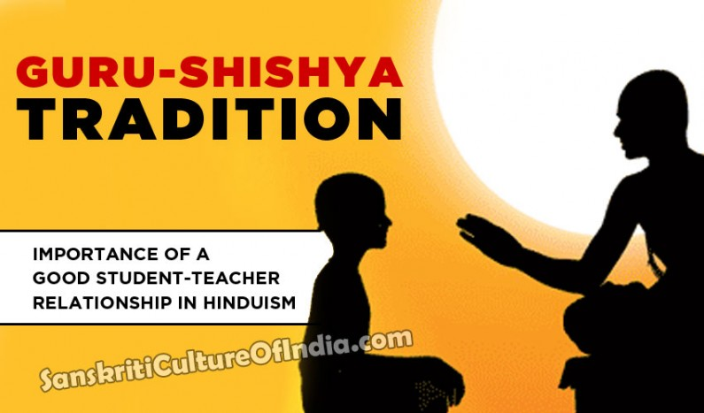 Guru-shishya tradition of Hinduism
