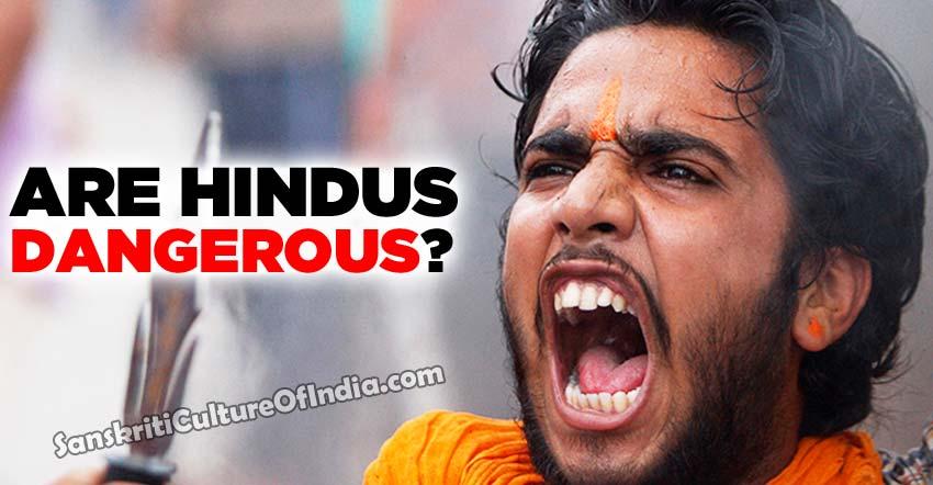 hindu-dangerous