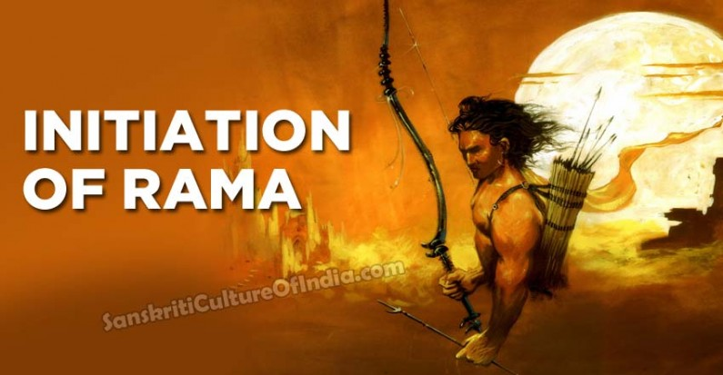 Initiation of Rama