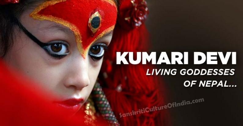Kumari Devi:  Living Goddesses of Nepal