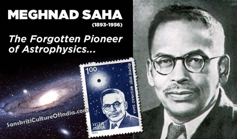 Meghnad Saha: The Forgotten Pioneer of Astrophysics