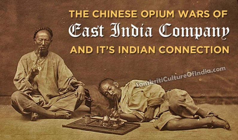 East India Company and the Chinese Opium Wars