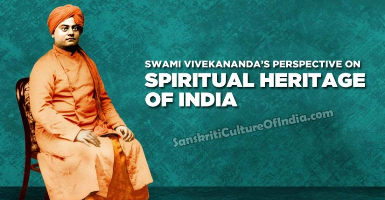 Swami Vivekananda's Perspective on Spiritual Heritage of India