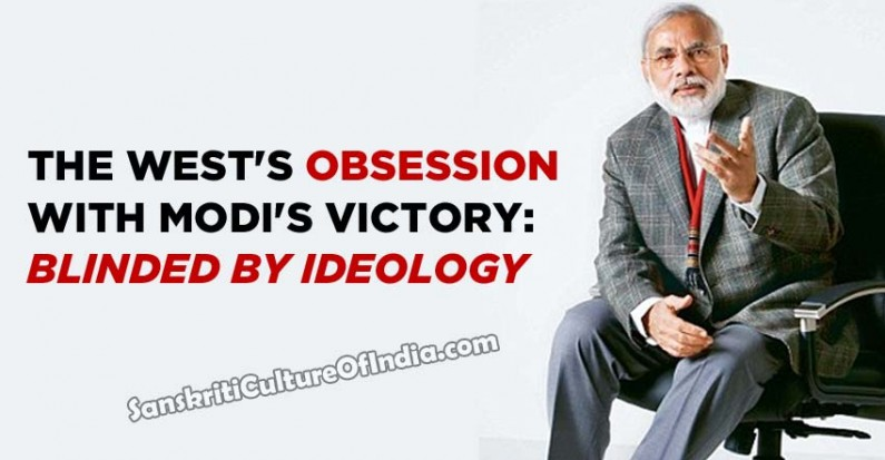 The West's obsession with Modi's victory:  Blinded by Ideology