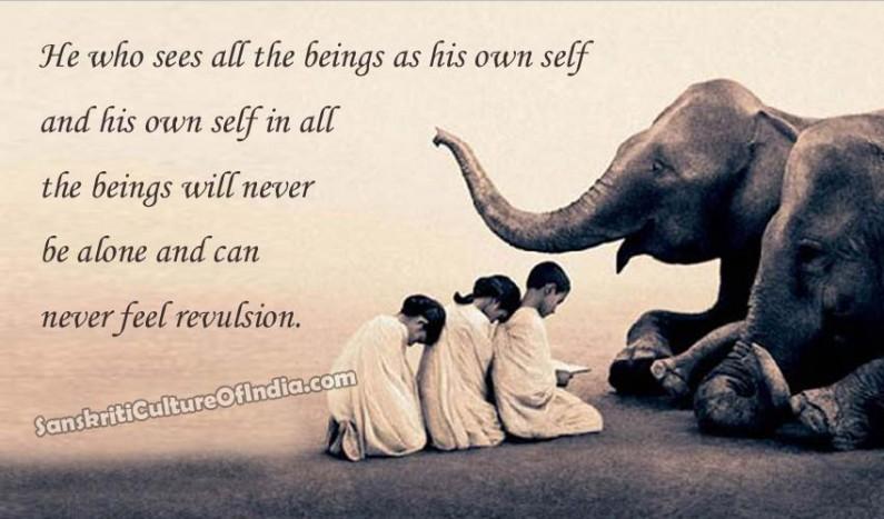 Oneness in All