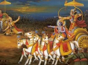 KrishnaArjunaKarna
