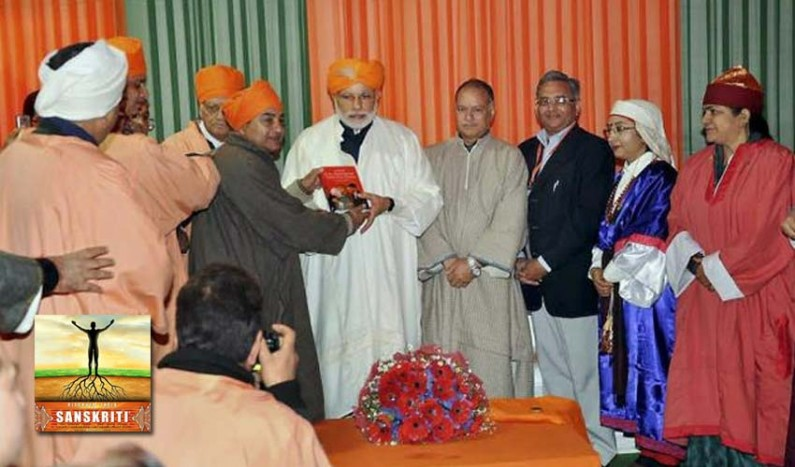 Special emphasis for dignified return of Kashmiri Pandits by Modi govt.