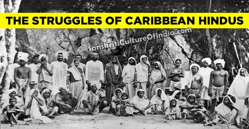 Struggles of the Caribbean Hindus