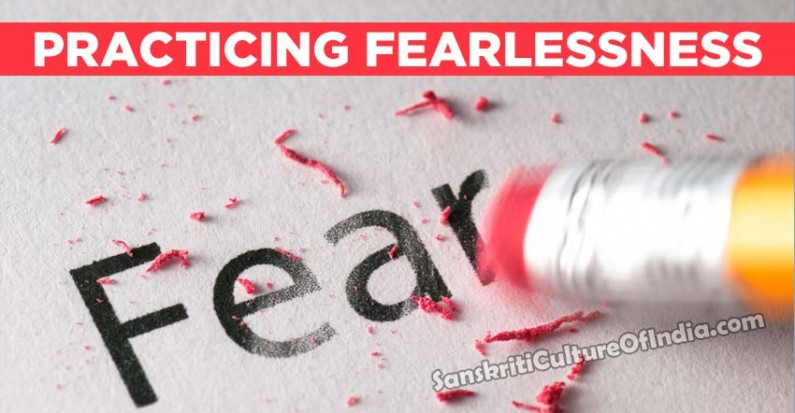 Practicing Fearlessness