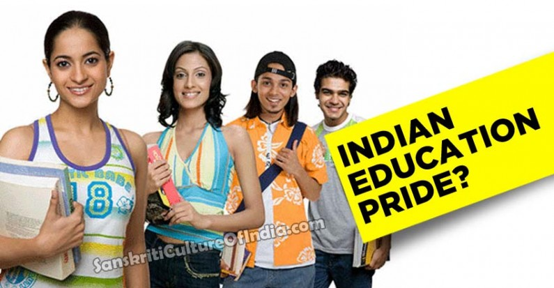 Indian Education Pride?