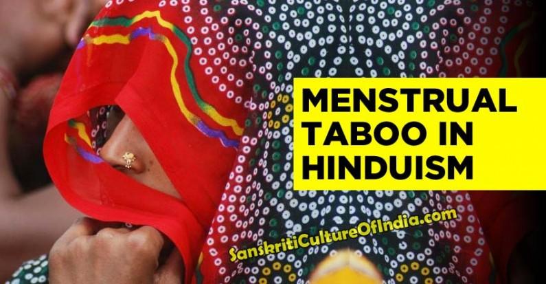 Menstrual Taboo in Hinduism