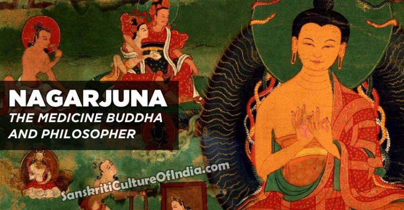 Nagarjuna:  The Medicine Buddha and Philosopher