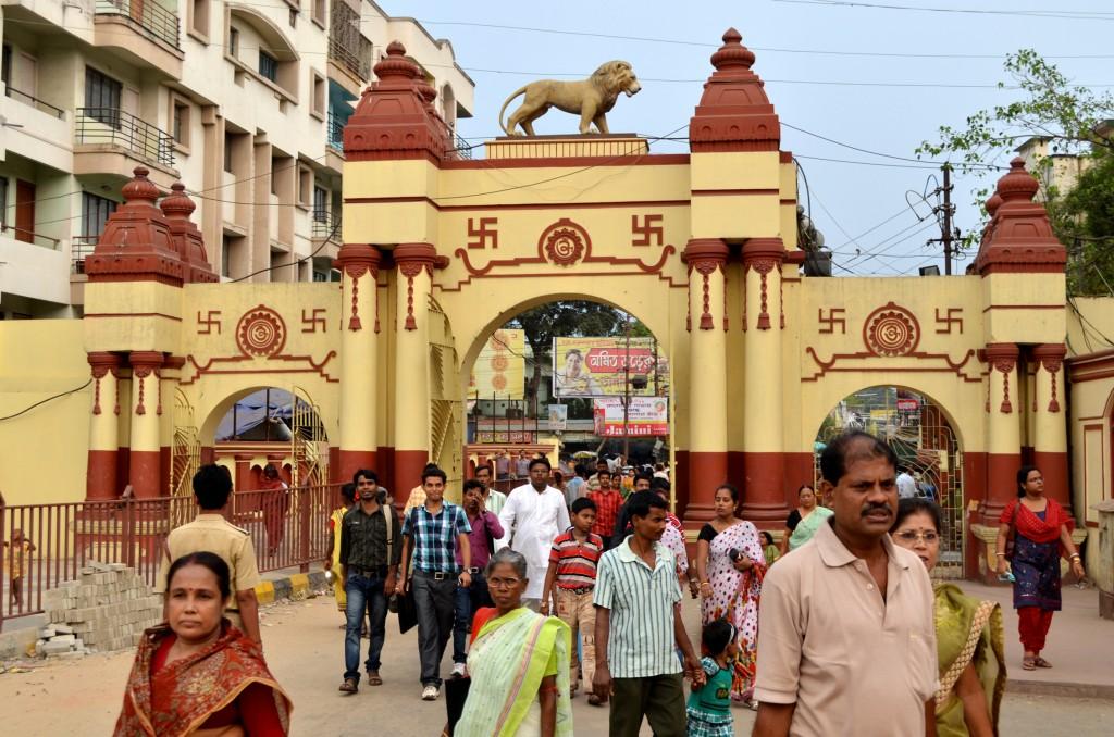 Dakshineswar-Gate