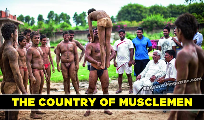 The country of Musclemen
