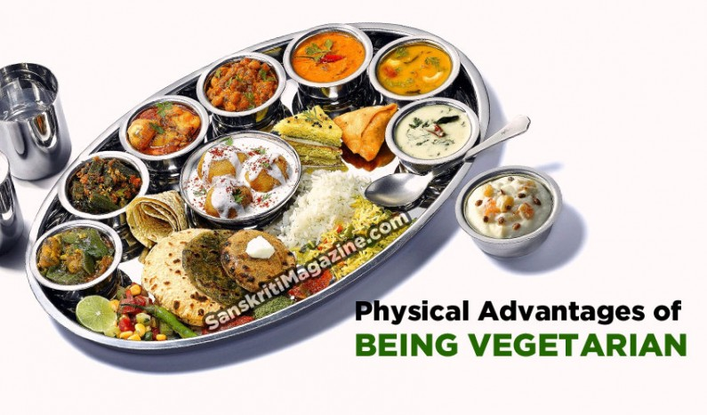 Physical Advantages of Being Vegetarian