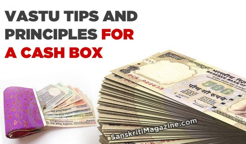 Vastu Tips and Principles For a Cash Box