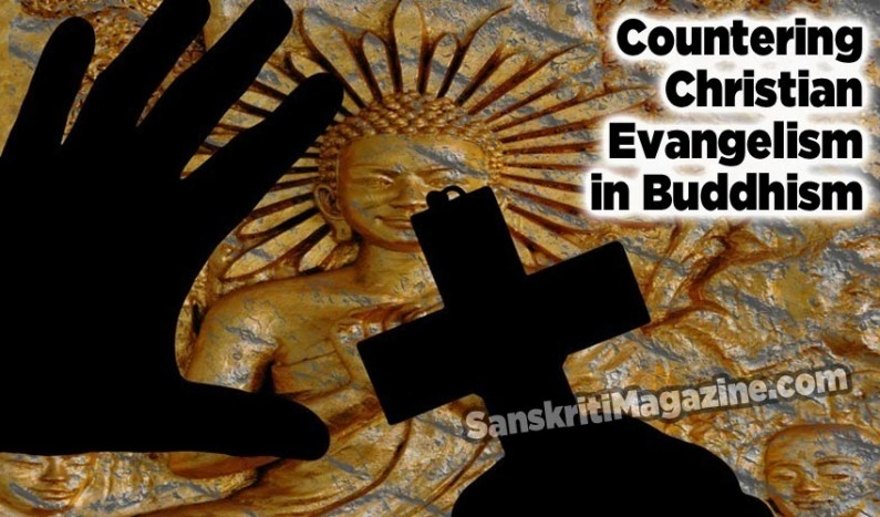 Countering Christian Evangelism in Buddhism