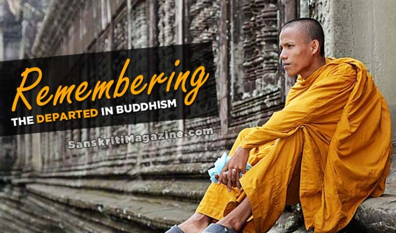 Remembering the departed in Buddhism