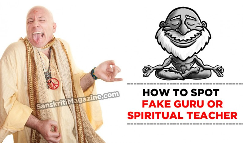 How To Spot  Fake Guru or Spiritual Teacher