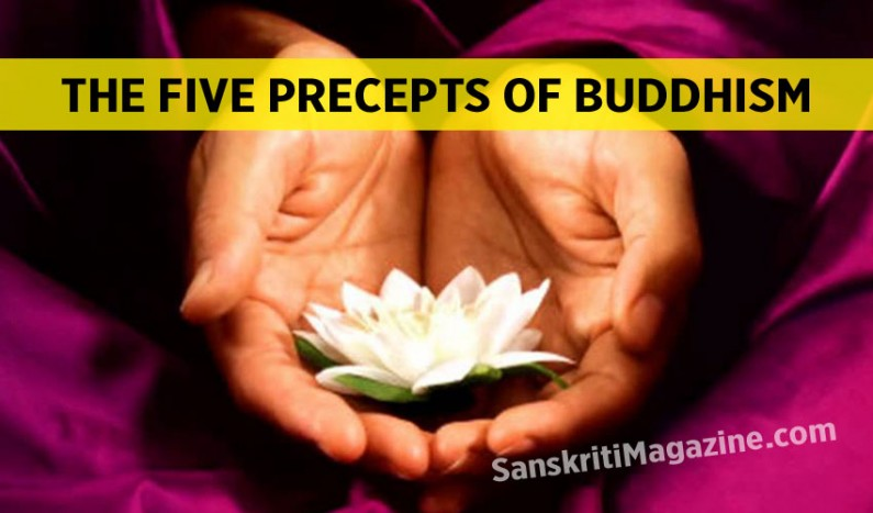 The Five Precepts of Buddhism