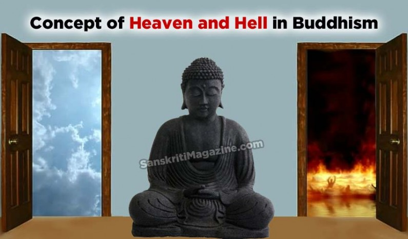 Concept of Heaven and Hell in Buddhism