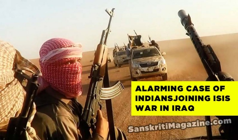 Alarming case of Indians joining ISIS war in Iraq