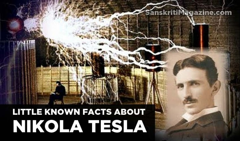 Little known facts about Nikola Tesla