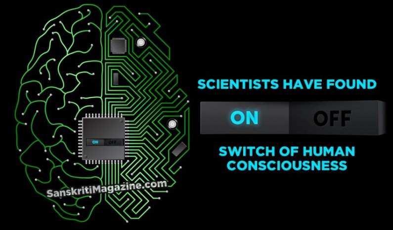 Scientists have found on/off switch of human consciousness