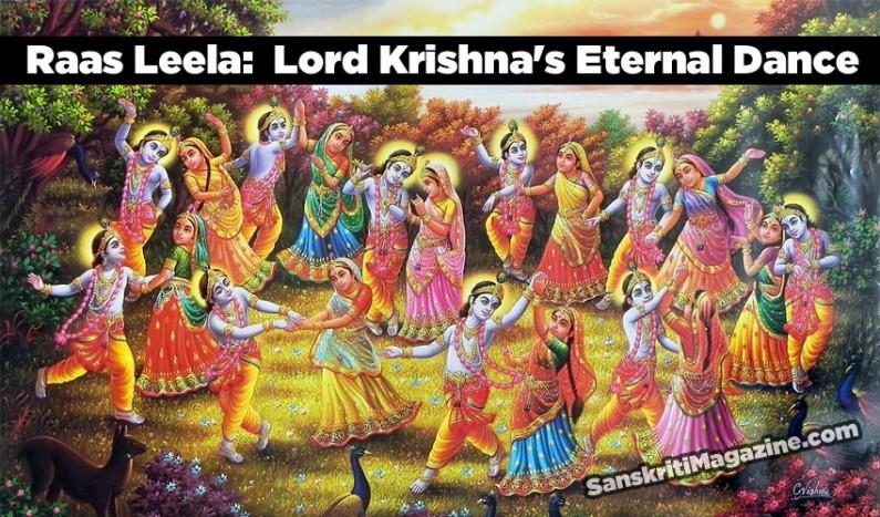 Raas Leela:  Lord Krishna's Eternal Dance