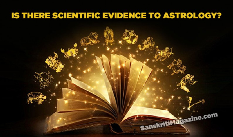 Is there scientific evidence to Astrology?