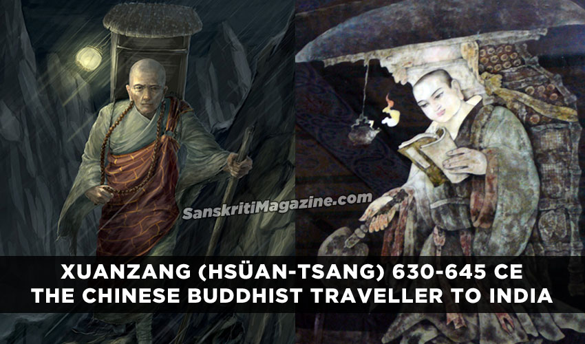 Xuanzang (Hsüan-tsang)