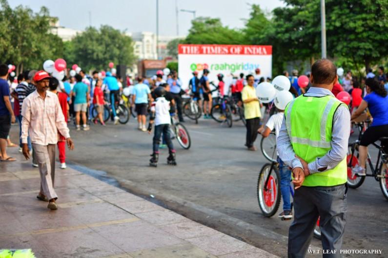 Every Sunday, Delhi's 'heart' pulsates with energy