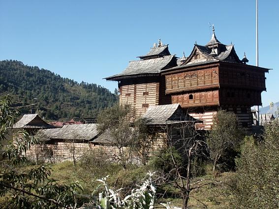 Sarahan - Bhimkali Temple