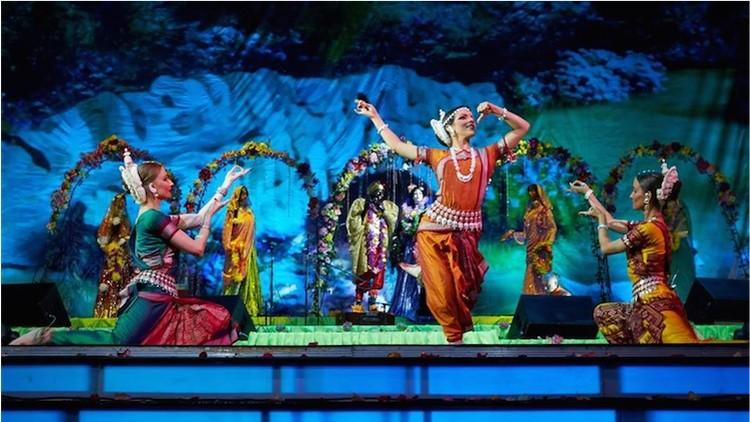 Moscow Celebrates Shri Krishna Janmasthami